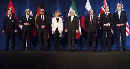 Iran nuclear talks: A summary of the framework deal